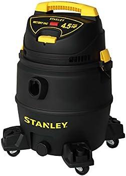 Stanley 8-Gallon Plastic Tank Shop Vacuum