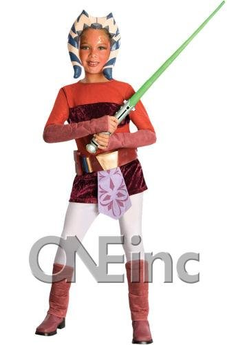 Deluxe Ahsoka Tano Costume - Medium
