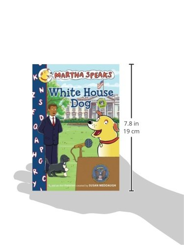 White House Dog (Martha Speaks Chapter Books)