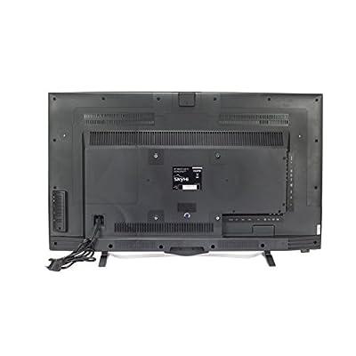 SkyHi SK40K70 102cm (40 inches) Full HD Smart LED TV (Silver)