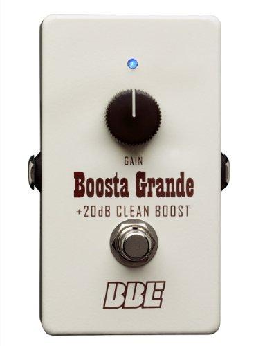 Bbe Bg-20 Boosta Grande Boost Pedal