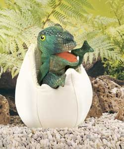 Dinosaur Egg Puppet from Folkmanis