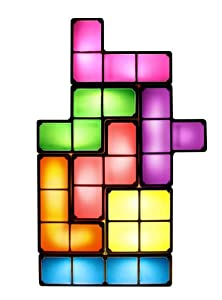 Tischlampe TETRIS LIGHT [UK-IMPORT]