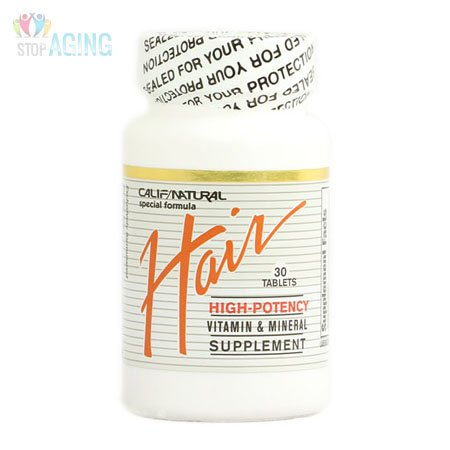 Vitamins To Help With Hair Growth