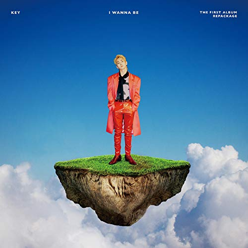 CD : The Key - Vol 1 Repackage (i Wanna Be) (Photos, Asia - Import)