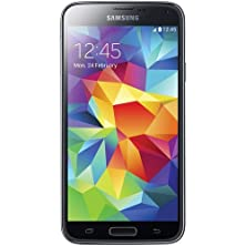 buy Samsung Galaxy S5 Dual Sim G900Fd 16Gb Black Unlocked Factory (Sim Free)