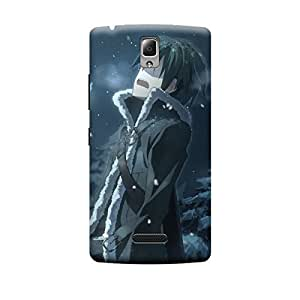 iShell Premium Printed Mobile Back Case Cover With Full protection For Lenovo A2010 (Designer Case)