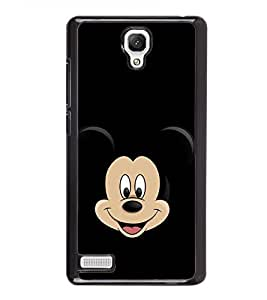 Popular Hollywood Cartoon Character 2D Hard Polycarbonate Designer Back Case Cover for Xiaomi Redmi Note :: Xiaomi Redmi Note 4G