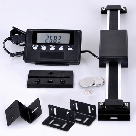 6″ Lathe Milling Machine DRO Digital Readout Scale with Remote image