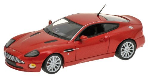 Aston Martin 1:43 Scale Top Gear 2004 Vanquish S by Aston Martin (Top Gear Aston Martin compare prices)