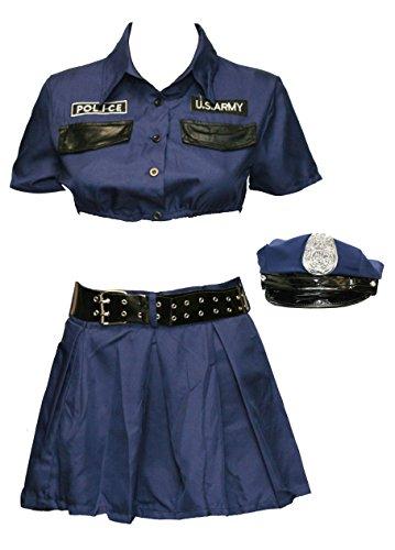 Bslingerie -  Vestito  - Maniche corte - Donna blu Medium