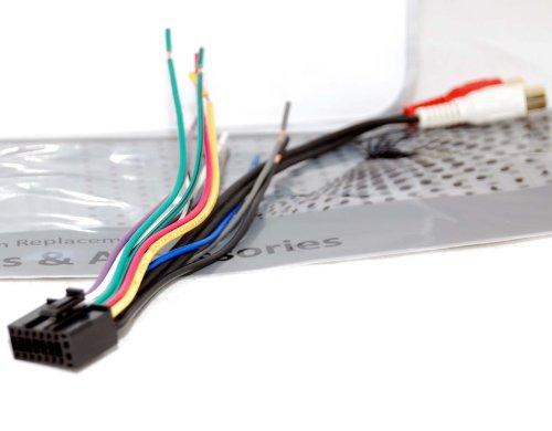 dual 16 pin wire harness dual 12 pin wire harness xtenzi wire harness and speaker plug dual 16 pin xd , xdh , xdma , xdm , xdmr | ebay