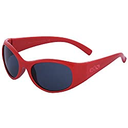 Real Kids Shades FLEX Kids Sunglasses Red 3-7 Years, 37FLEXRED