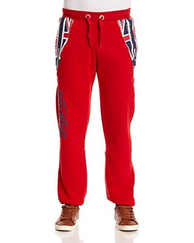 Geographical Norway Pantalone Mavity [Rosso]