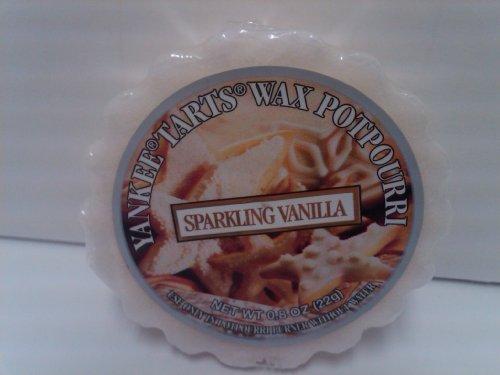 Yankee Candle Tart Sparkling Vanilla