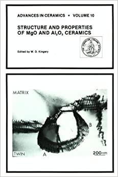 Structure and properties of MgO and Al₂O₃ ceramics