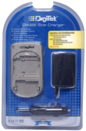 Digitek DS-004 Battery Charger (For Olympus/Fuji)