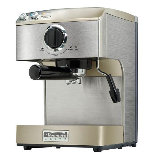 kenmore elite espresso machine 12930