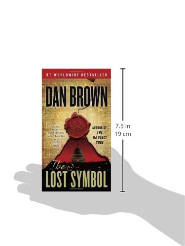 The lost symbol dan brown livres for Architecte 3d serial number