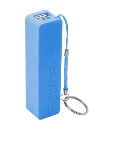 Unotec Cargador de Batería Portable Emergency Powerchain 2000 mAh Azul