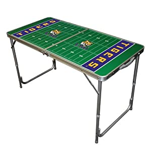 Wild Sales NCAA LSU Tigers 2x4 Tailgate Table at Sears.com