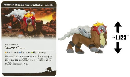 Picture of Bandai Entei 1.125