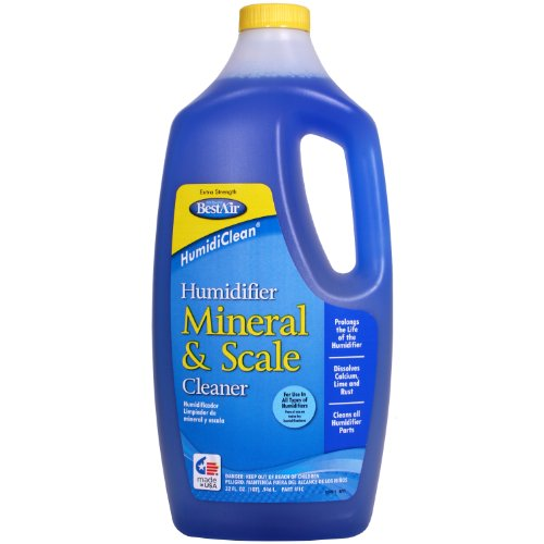BestAir 1C-6 Humidiclean Extra Strength Humidifier Cleaner 32 ozB0000DJ27I