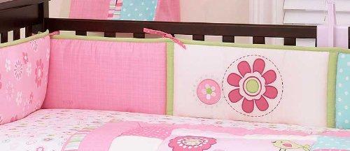 CoCo & Company Bailey Crib Bumper