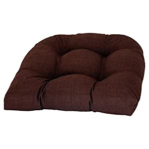 Amazon Sahara 17 x 19 in Outdoor Wicker Chair