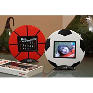 Fan Frames All-Star(tm) Basketball Digital Picture Frame