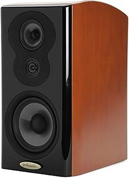 Polk Audio LSiM703 Bookshelf Loudspeaker (Cherry or Black)