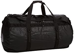 The North Face Base Camp Duffel Bag - TNF Black, X-Large