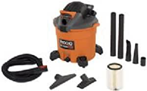 Ridgid WD1670 16 Gallon Wet/Dry Vacuum with Detachable Blower