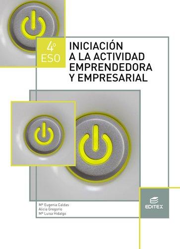 Iniciación a la actividad emprendedora y empresarial 4º ESO (Secundaria)