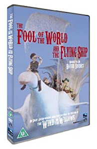 The Fool Of The World And The Flying Ship [DVD] [1990]