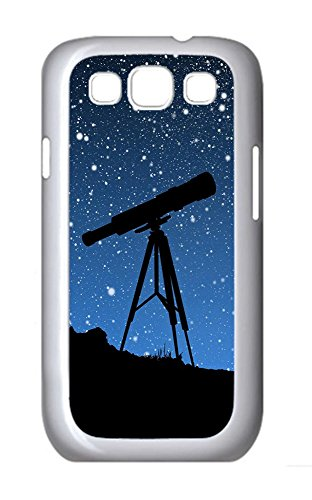 Samsung S3 Case Sky Telescope Pc Custom Samsung S3 Case Cover White