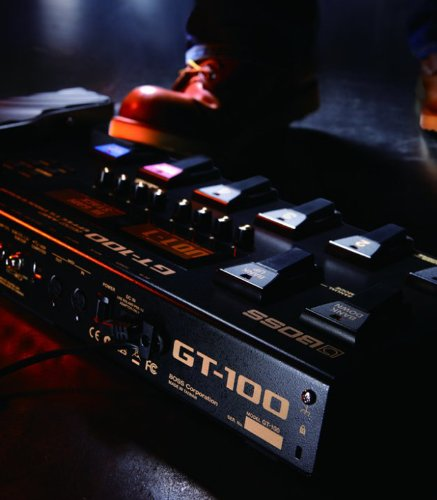 BOSS (  ) GT-100 COSM Amp Effects Processor  DSP&amp;COSM USBMIDI