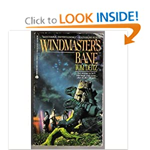 Windmaster's Bane by Tom Deitz
