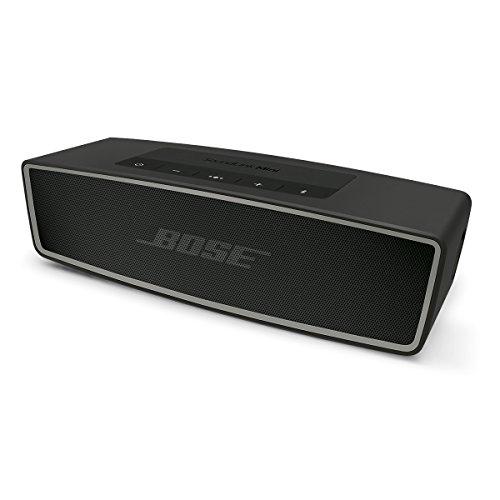 Bose ® SoundLink ® Mini II Bluetooth ® Lautsprecher carbon*