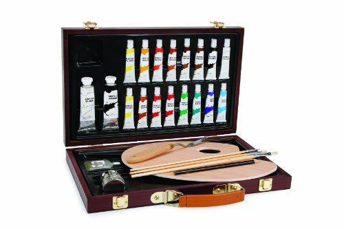 Darice 27 Piece Acrylic Painting Set