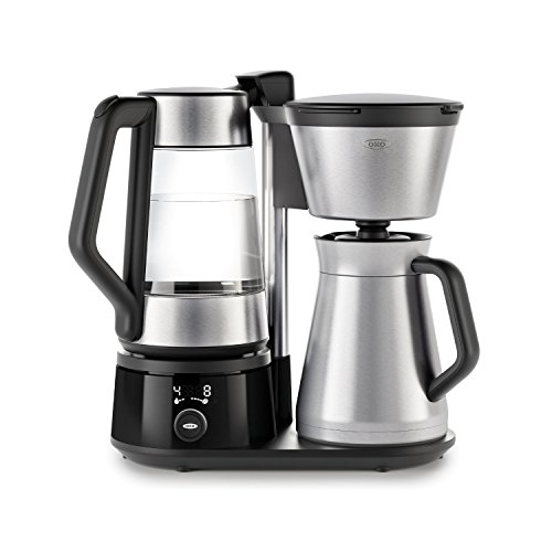 OXO On 12 Cup Coffee Maker & Brewing System (with 4oz Silver Canyon Coffee) (Kroger Coffee Maker compare prices)