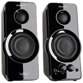 Speedlink SL-8120-SBK VEOS Stereo Speakers