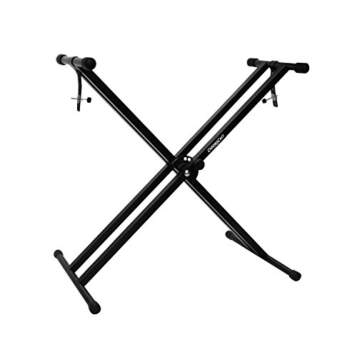 chromacast-cc-kstand-double-braced-x-style-pro-series-keyboard-stand-with-locking-straps
