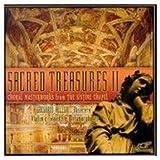 Sacred Treasures 2: Choral Sistine Chapel