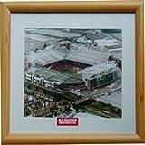 Man Utd Old Trafford Stadium Print