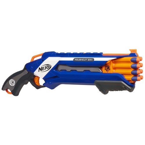Nerf N-Strike Elite: Rough Cut Blaster 2X4