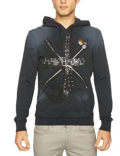 Energie Jelly Sweater Men's Jumper Black Large
