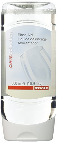 Miele Rinse Aid for Dishwashers 16.9 oz - Package of 2 (Dishwasher Aid compare prices)