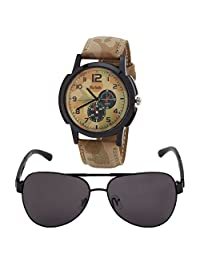 Relish Analog Round Casual Wear Watches For Men - B01A56YLDA