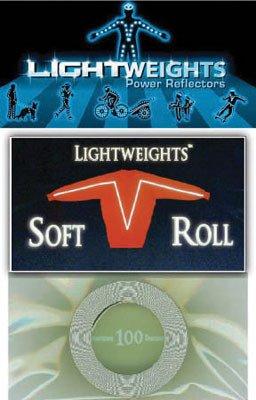 Lightweights Flex Tape (Silver, 100-Inch Roll) front-154434